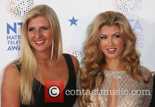Rebecca Adlington and Amy Willerton 2