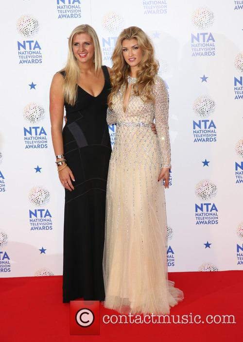 Rebecca Adlington and Amy Willerton 3