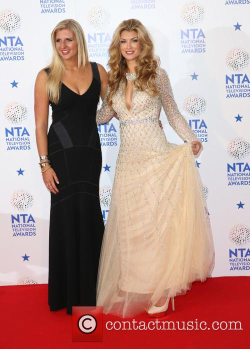 Rebecca Adlington and Amy Willerton 1