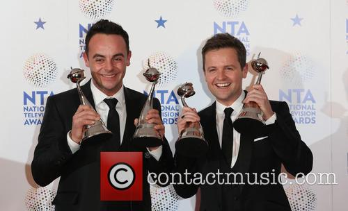 ant dec the national television awards 2014 ntas 4037402