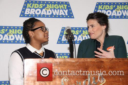 Mary Suriel and Idina Menzel 4