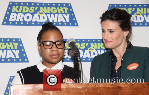 Mary Suriel and Idina Menzel 8