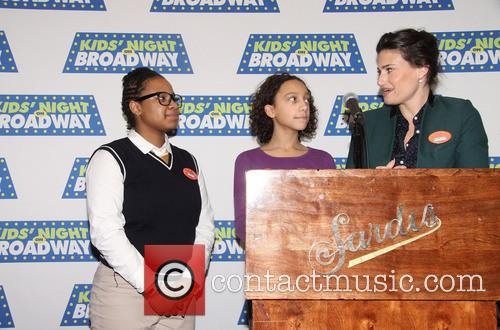 Mary Suriel, Tennille Mack and Idina Menzel 5