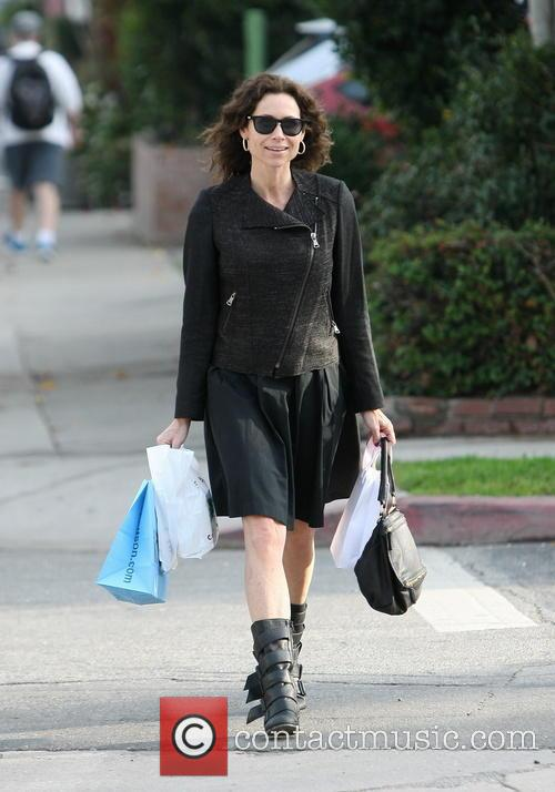 Minnie Driver and Mini Driver 2