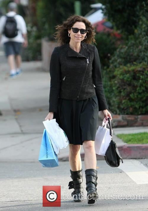 Minnie Driver and Mini Driver 3