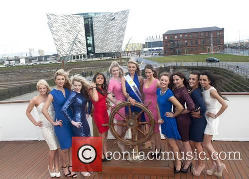 Miss Northern Ireland 2014 Launch