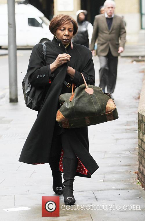 Barrister Constance Briscoe appears at Southwark Crown Court