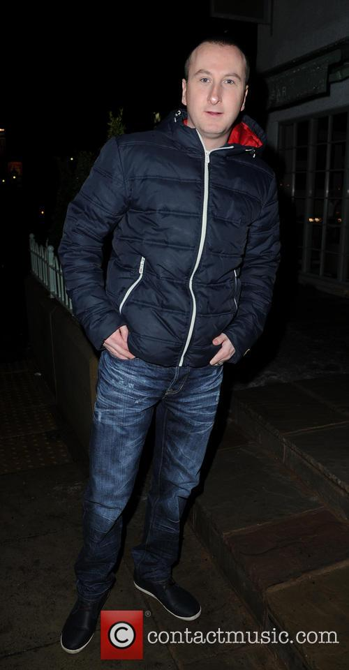 Ryan Giggs  hosts party to launch his...