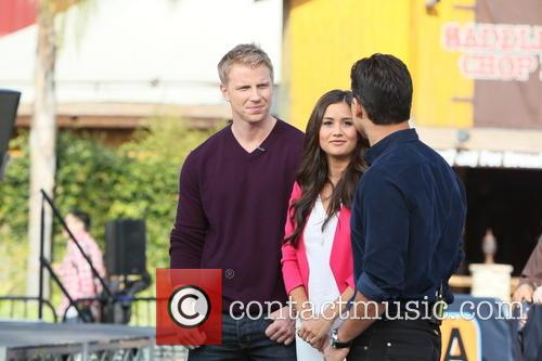 Sean Lowe, Catherine Guidici and Mario Lopez 5