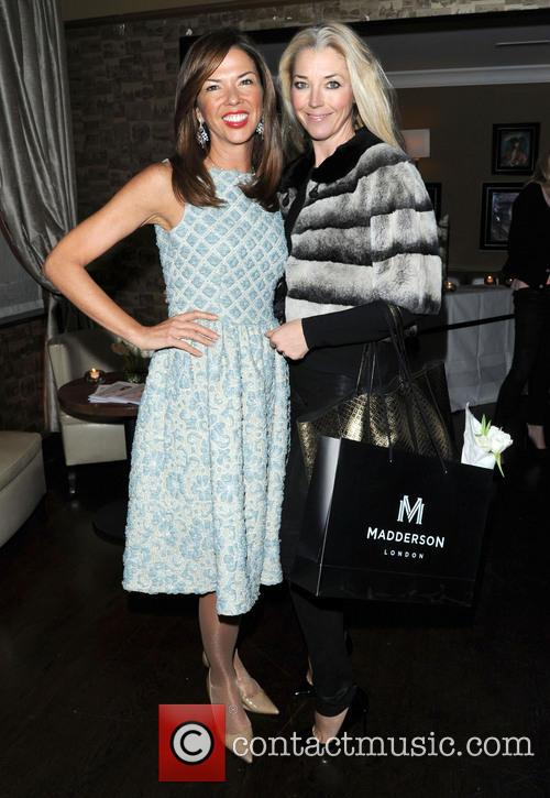 Madderson London Spring/Summer 2014 Womenswear Collection Launch Party