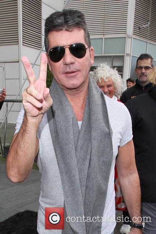 Britain's Got Talent judges leaving their hotel