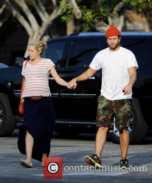 Teresa Palmer Lunch Date With Mark Webber