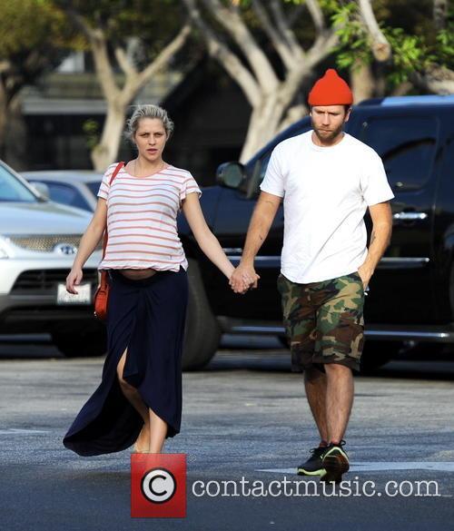 Teresa Palmer and Mark Webber 7
