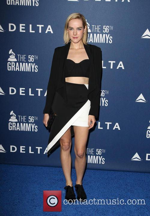 jena malone delta airlines pre grammy party 4038619