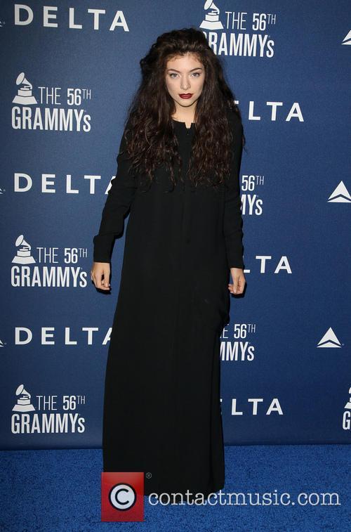 Lorde, Pre-Grammy Concert