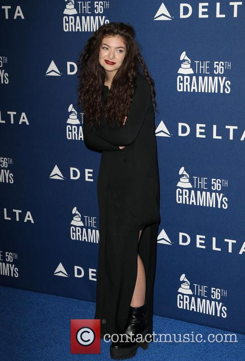 Lorde, Soho House, Grammy