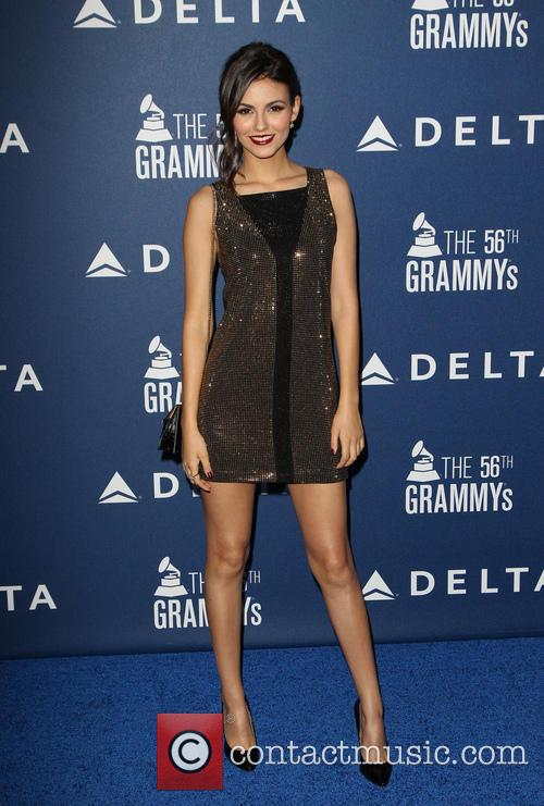 Victoria Justice, Soho House, Grammy