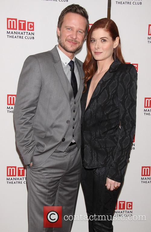 Will Chase and Debra Messing 4