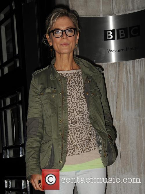Emilia Fox at the BBC
