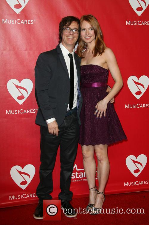 Ben Folds and Alicia Witt 3