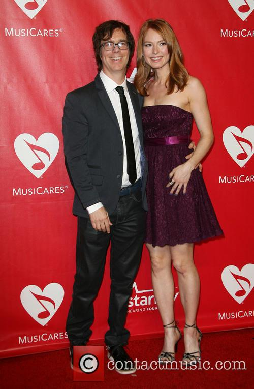 Ben Folds and Alicia Witt 4