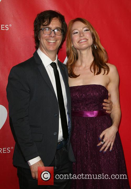 Ben Folds and Alicia Witt 5