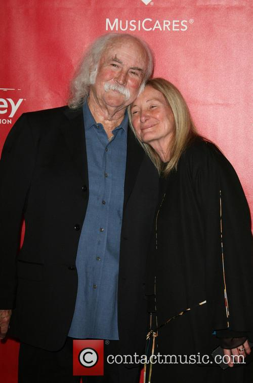 David Crosby, Jan Dance, Los Angeles Convention Center