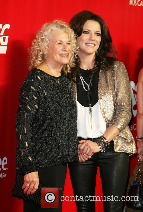 Carole King and Martina Mcbride 6