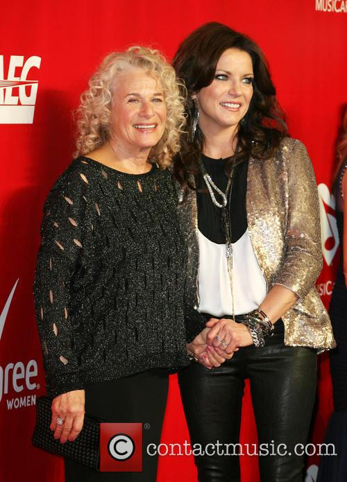 Carole King and Martina Mcbride 7