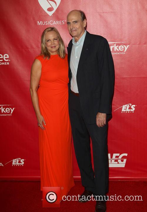 Caroline Smedvig and James Taylor 7