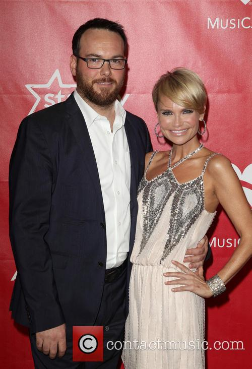Kristin Chenoweth and Dana Brunetti 8