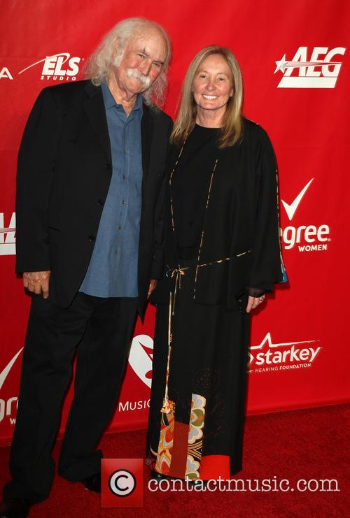 David Crosby and Jan Dance 7