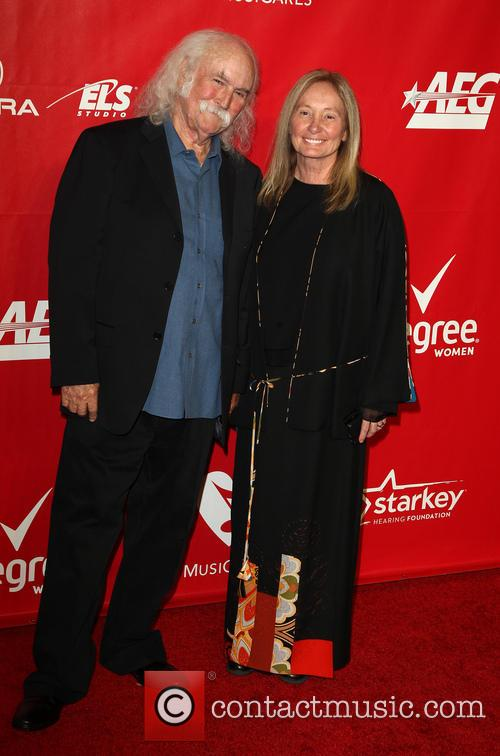 David Crosby and Jan Dance 9