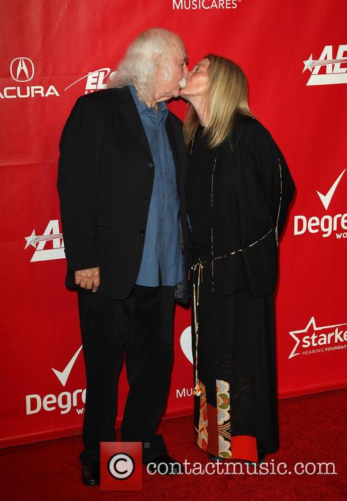 David Crosby and Jan Dance 10