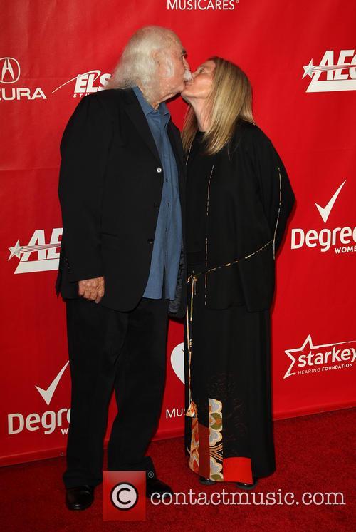 David Crosby and Jan Dance 8