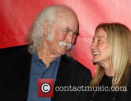 David Crosby and Jan Dance 1