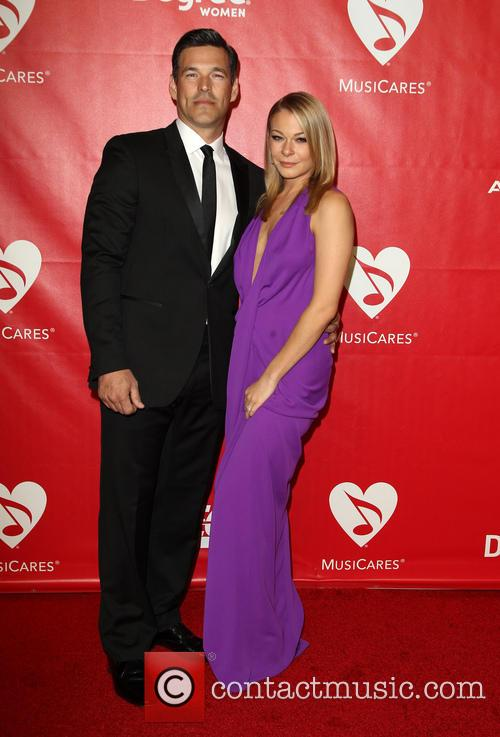 Eddie Cibrian and Leann Rimes 1
