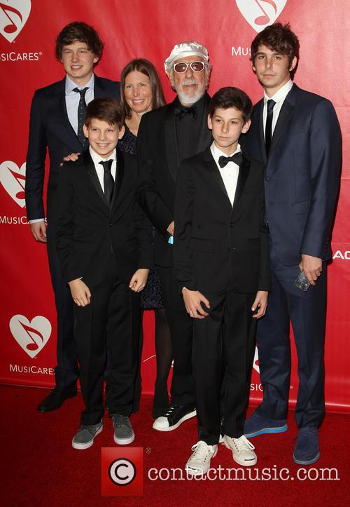 Lou Adler and Family 1