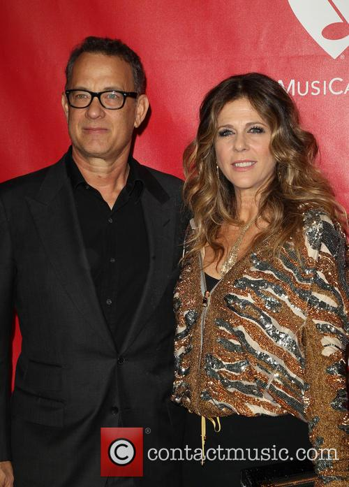 Tom Hanks and Rita Wilson 4