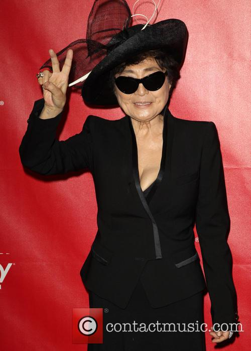 yoko ono 2014 musicares person of the 4040045