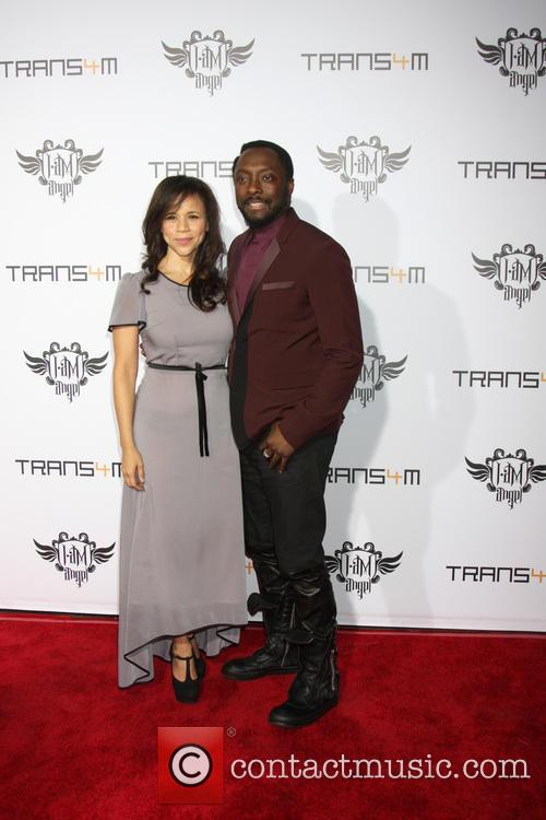 Rosie Perez and will.i.am 2