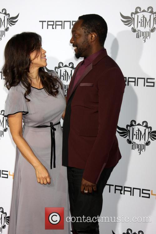 Rosie Perez and will.i.am 1