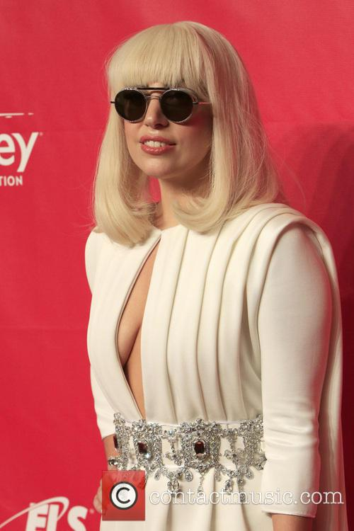 Lady Gaga, MusiCares Person of the Year Event