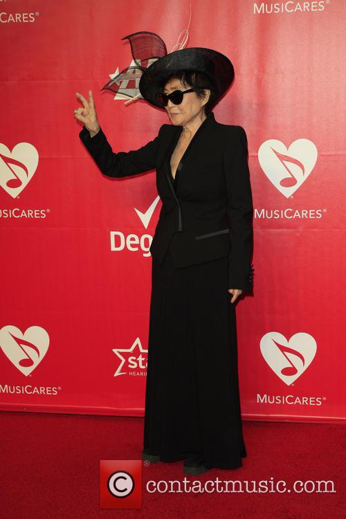 Yoko Ono, Los Angeles Convention Center