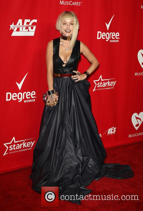 brooke candy 2014 musicares person of the 4039783