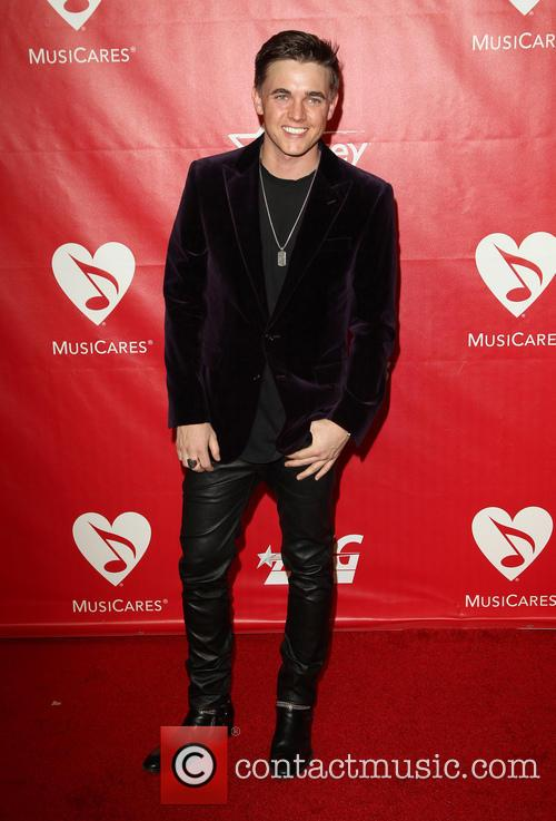 Jesse McCartney, Los Angeles Convention Center