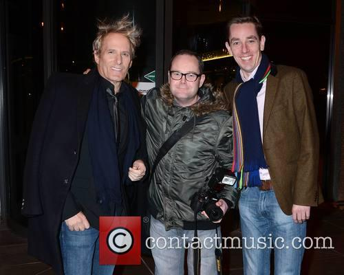 Michael Bolton, Cathal Burke and Ryan Tubridy 3