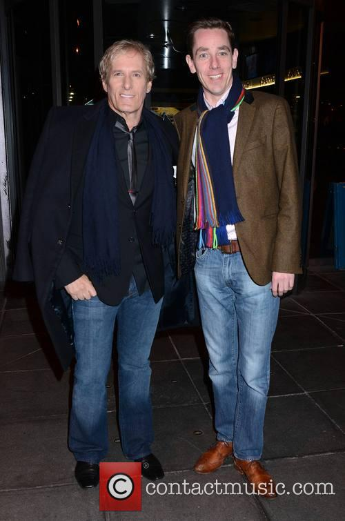 Michael Bolton and Ryan Tubridy 2
