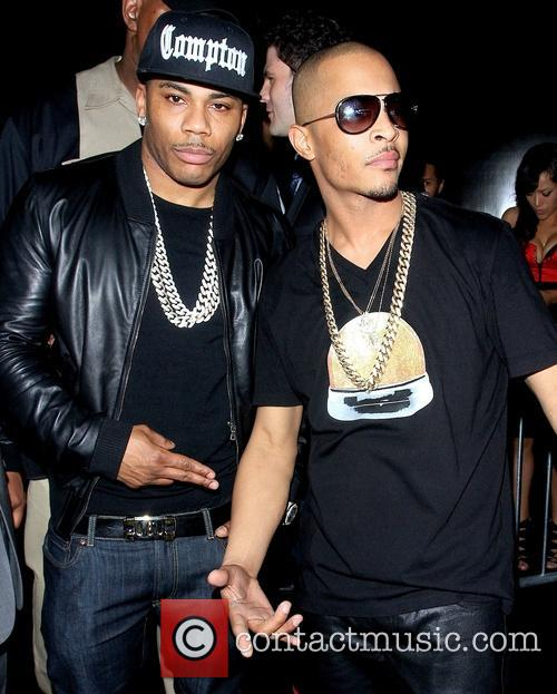Nelly and T.i 3