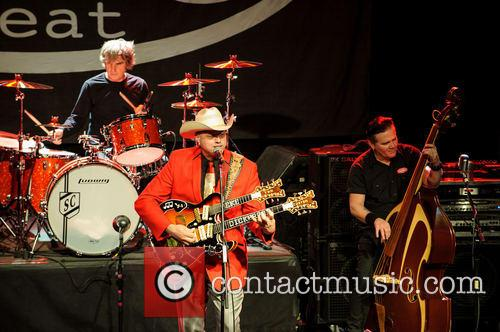 Reverend Horton Heat, Jim Heath, Jimbo Wallace, Scott Churilla and Deke Dickerson 10